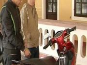 An ninh Xã hội - Siêu trộm liên tỉnh bị bắt vì lấy xe máy có gắn định vị