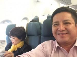 Đời sống Showbiz - Facebook sao 31/12: 'Táo giao thông' gặp sự cố máy bay
