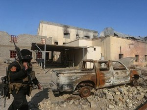 """Thế giới - Iraq tái chiếm Ramadi giúp Mỹ đỡ """"ê chề"""""""