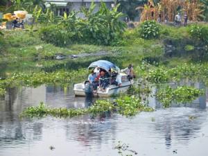 Tin tức trong ngày - Thanh niên mất tích vì cứu bạn nhảy sông