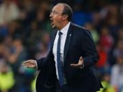 Bóng đá - Real Madrid lại thắng nhưng Benitez vẫn thất bại