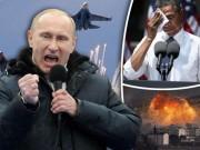 """Chiến tranh Nga-Mỹ sắp bùng nổ vì lời đe  """" túi đựng xác """" ?"""