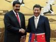 Venezuela trong cơn bĩ cực, Trung Quốc dừng cho vay
