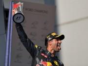 """Thể thao - BXH F1 - Malaysian GP: """"Kẻ ngáng đường"""" không ngờ"""