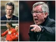 Scandal thầy-trò rúng động: Sir Alex, vết thương lòng vì Beckham (P1)