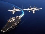 """Thế giới - Tàu sân bay Mỹ """"không ngán"""" đi vào tầm bắn tên lửa TQ"""