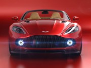 Tuyệt tác Aston Martin Vanquish Zagato Volante giá 20 tỷ đồng
