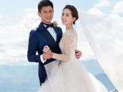 Những mẫu váy cưới đẹp như mơ của sao Hoa ngữ