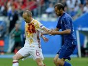 Chi tiết Italia - Tây Ban Nha: Tạm hài lòng (KT)