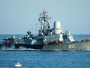 Nga điều thêm chiến hạm tới Syria để diệt IS