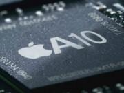 Lộ điểm hiệu năng chip A10X mới của Apple