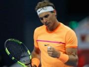 Nadal - Dimitrov: Thảm họa giao bóng (TK China Open)