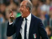 Chân sút số 1 ĐT Ý bị phạt, cơ hội đến với Balotelli