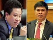 Cú  bắt tay  trăm tỉ của Hà Văn Thắm và Nguyễn Xuân Sơn