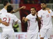 Albania - Tây Ban Nha: Niềm tin đúng chỗ