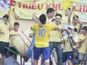 Giải  phủi  cạnh tranh sức nóng với đội tuyển Việt Nam