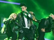 """Ca nhạc - MTV - Noo Phước Thịnh trình diễn """"gây bão"""" trên sân khấu Hàn Quốc"""