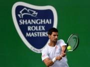 Shanghai Masters ngày 1: Del Potro dừng bước, Dimitrov tiễn Gasquet
