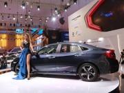 Honda Civic thế hệ mới: Bứt phá kiến tạo xu hướng