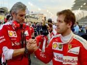 Thể thao - F1, lục đục Ferrari: Những ai sẽ phải ra đi