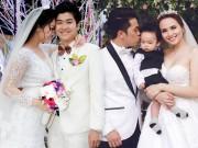 """5 mỹ nhân Việt hương trời lấy  """" chồng nghèo """"  vẫn hạnh phúc"""