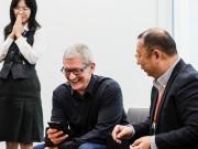 Công nghệ thông tin - Tim Cook gặp gỡ ban lãnh đạo Nintendo để… chơi game