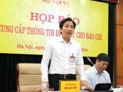 Vụ Trịnh Xuân Thanh:Chưa thể công bố kết quả kiểm điểm