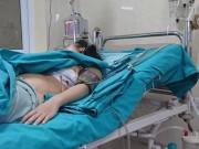 Tin tức trong ngày - Cô gái bị kim loại bay cắm vào ngực đã được cứu sống