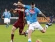 Serie A trước vòng 8: Napoli-Roma đấu nhau & hành động của Juve