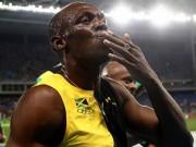 """Thể thao - Usain Bolt tuyên bố sắp giải nghệ: """"Cháy"""" nốt năm 2017"""
