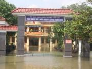 Giáo dục - du học - Hà Tĩnh: Hơn 100.000 học sinh nghỉ học ngày đầu tuần