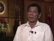 Thế giới - Tổng thống Philippines từng bị lạm dụng tình dục hồi nhỏ