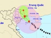 Chiều nay, bão số 7 đổ bộ Quảng Ninh