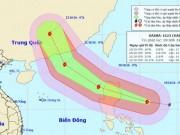 Xuất hiện siêu bão mạnh cấp 17  nối đuôi  bão Sarika