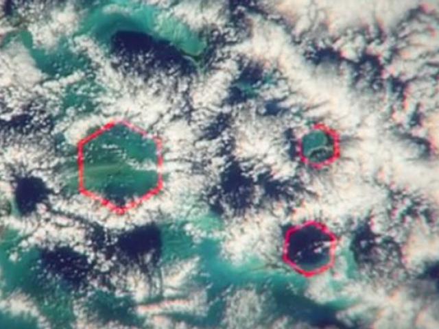 Kỳ lạ đám mây khổng lồ và 75 máy bay mất tích bí ẩn ở Tam giác quỷ Bermuda - 4