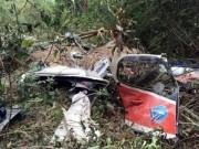 Đề nghị công nhận liệt sĩ 3 phi công trong vụ rơi máy bay