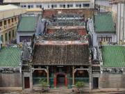Tin tức trong ngày - Chùa cổ gần 300 năm tuổi của người Hoa ở chợ Lớn