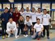 """Nhà vô địch FC Thành Đồng """"đột nhập"""" phòng thay đồ Real Madrid"""
