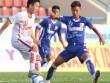 U21 Than Quảng Ninh - U21 HAGL: Cống hiến và lăn xả