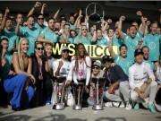 Thể thao - F1, US GP: Hamilton không để Rosberg nhàn hạ