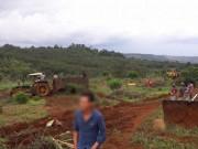 Tạm giữ một người vụ 3 bảo vệ rừng bị bắn chết