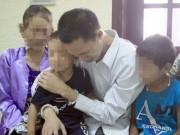 An ninh Xã hội - Nước mắt người cha mang án tử bên hai con thơ dại