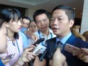 Tin tức trong ngày - Bộ trưởng Bộ Công Thương nói về việc kỷ luật ông Vũ Huy Hoàng
