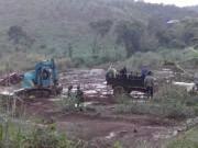Hé lộ vai trò 3 nghi can vụ 3 bảo vệ rừng bị bắn chết