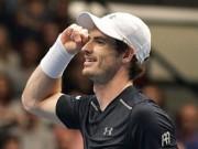 Murray - Tsonga: Viết tiếp giấc mơ (CK Erste Bank Open)