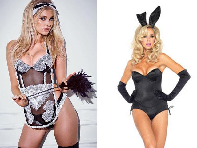 Những cô nàng sexy mặc gì trong đêm Halloween?