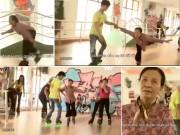 Bạn trẻ - Cuộc sống - Cụ bà 70 tuổi đam mê trượt patin khiến trẻ nể phục