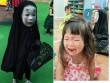 Dân mạng thế giới truy lùng cô nhóc nổi nhất mùa Halloween