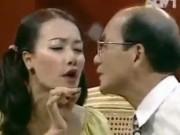 """Vân Dung, Quang Thắng nức nở kể về  """" bố """"  Phạm Bằng"""