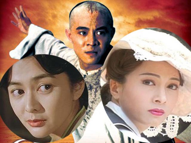 Hé lộ hồng nhan tri kỷ của Hoàng Phi Hồng ngoài đời và trên phim